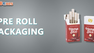 Photo of Get Amazing Pre Roll Packaging On Wholesale Rates