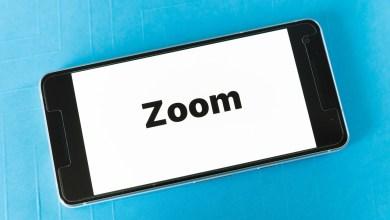 Photo of ZOOM (NASDAQ:ZM) Stock. Technology Investment 2021