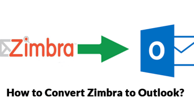 Photo of How to Convert Zimbra TGZ Files to Outlook ?