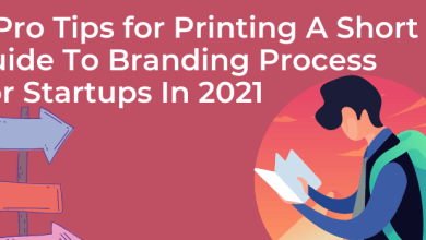 Photo of A Short Guide To Branding Process For Startups In 2021