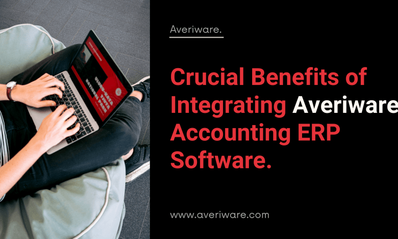 Accounting ERP Software - Averiware