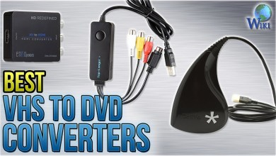 Photo of Best VHS to Digital Converter