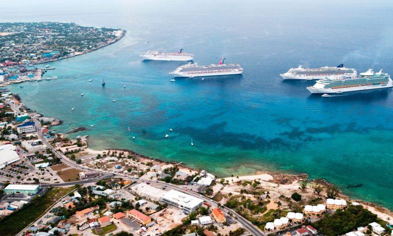 Cruise ship Ports-Ezeparking