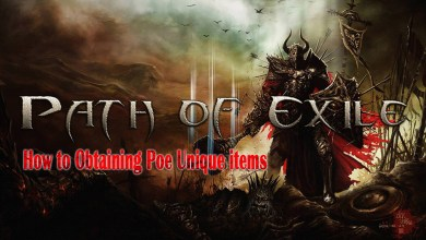 Photo of How to Obtaining Poe Unique items in Path of Exile