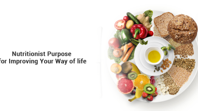Photo of Nutritionist purpose for improving your way of life