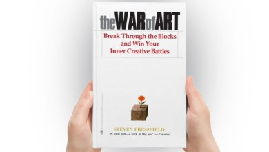 Photo of 7 Priceless Creativity Techniques from Steven Press field's The War of Art