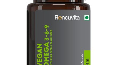 Photo of Vegan Omega 3 6 9 Supplements Online