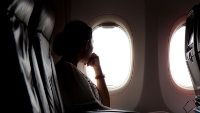 Photo of Tips To Deal with Travel Anxiety In A Long-Haul Flight