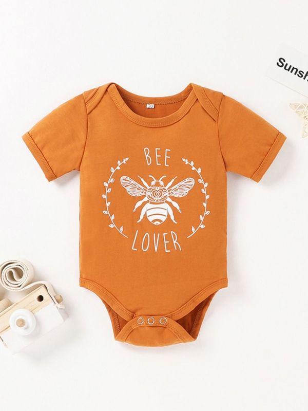 Baby Bee Lover Onesie