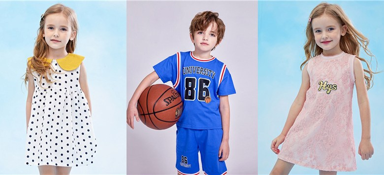 whoelsale kids clothing