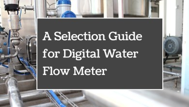 Photo of A Selection Guide for Digital Water Flow Meter