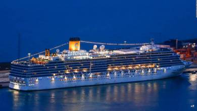 Photo of World's Largest Cruise Ships by EzeParking