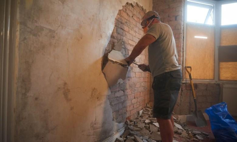 wall-repairs-expert-plasterer-townsville