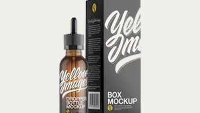 Photo of E liquid boxes includes packaging as well as availability in a single location