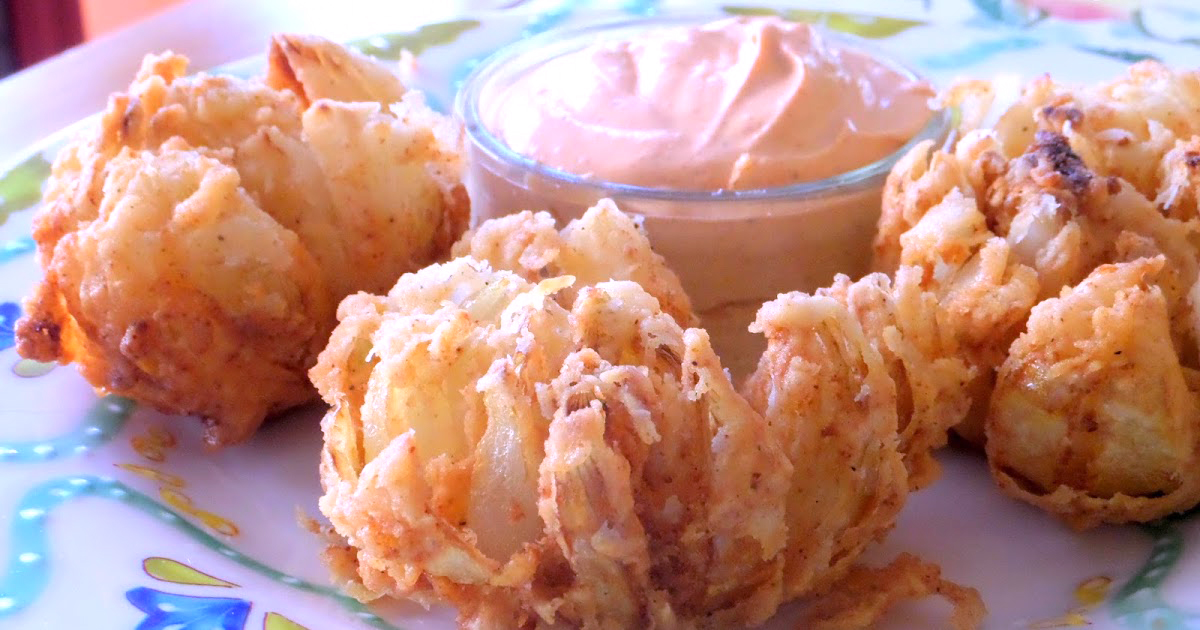 How To Heat Blooming Onions