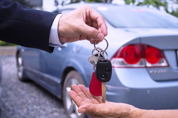 Monthly car rental Dubai