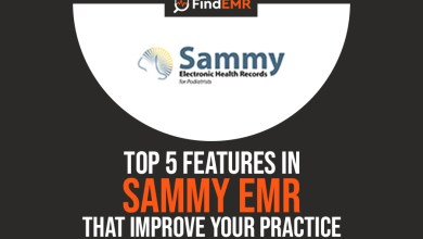 Photo of Top 5 Features In Sammy EMR That Improve Your Practice