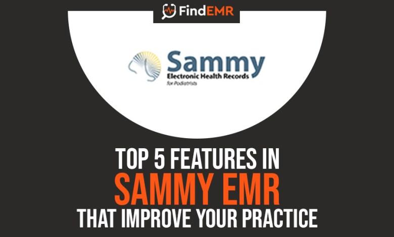 Sammy EMR Software