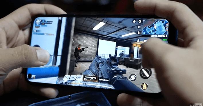 nova 7i gaming test