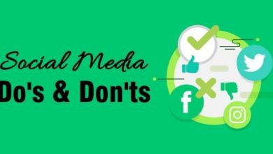 Photo of 5 Key Do's And Don'ts Of Social Media Management For Businesses