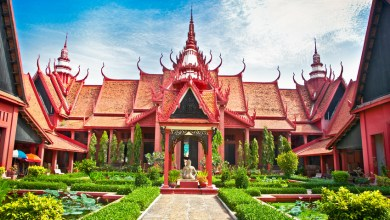 Photo of What is Cambodia best known for?