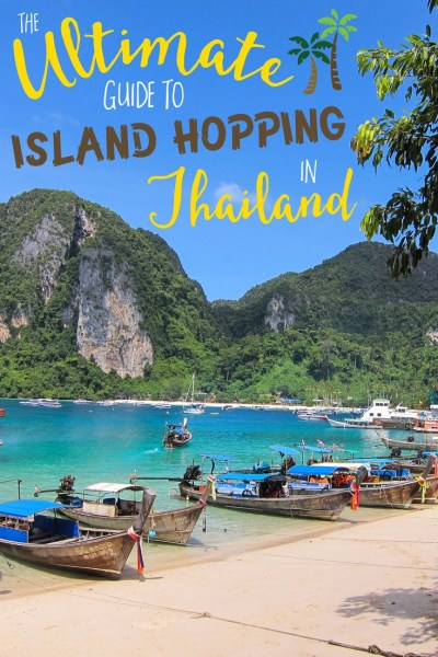 The Ultimate Guide to Island Hopping in Thailand • The ...