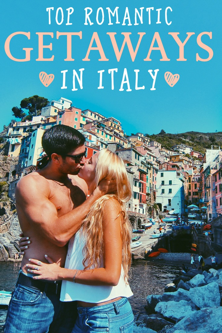 Top Romantic Getaways in Italy for Couples