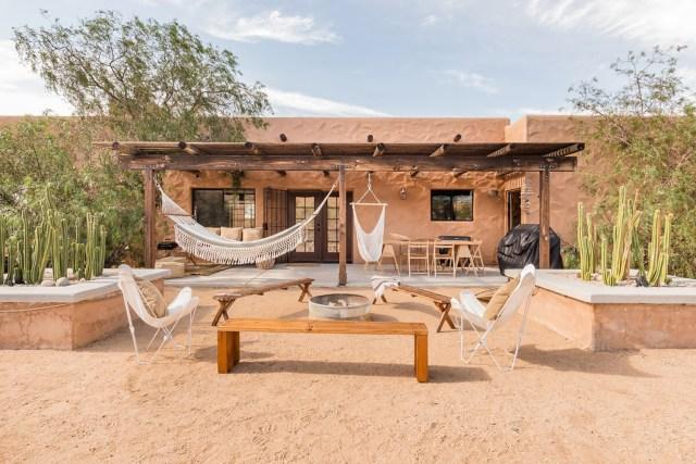 Joshua Tree Desert Retreat
