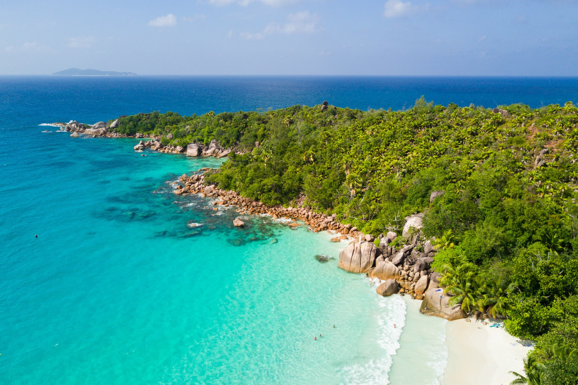 A Guide to Praslin Island in the Seychelles • The Blonde ...