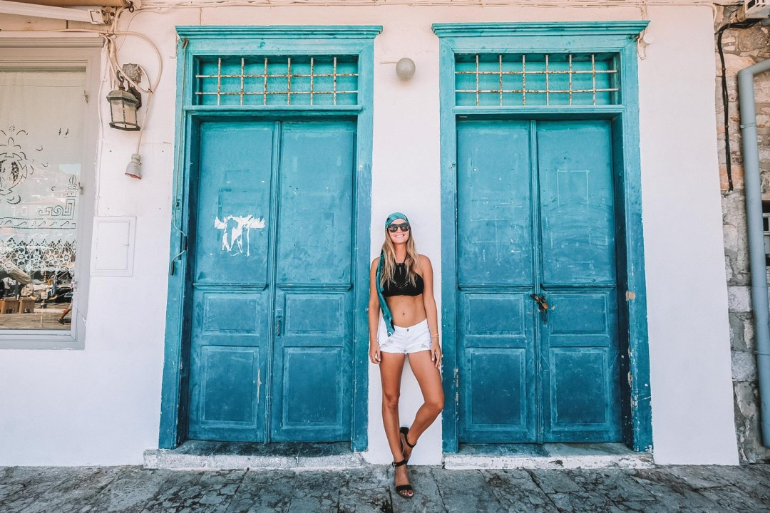 The Yacht Week Greece