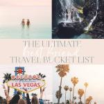 The Ultimate Best Friend Travel Bucket List The Blonde Abroad