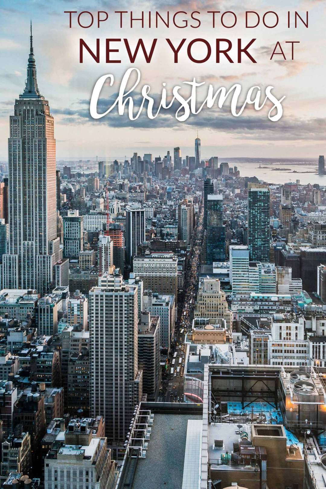 Top Things to do in New York at Christmas
