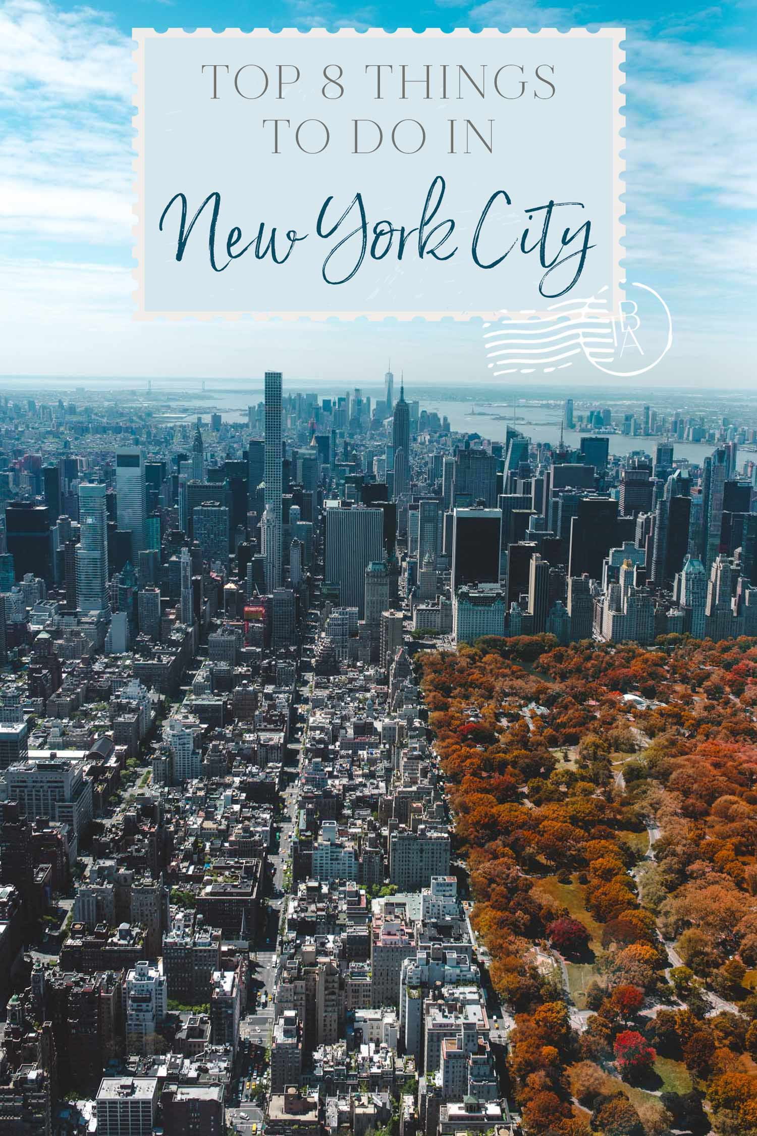Top 8 Things To Do In New York City The Blonde Abroad