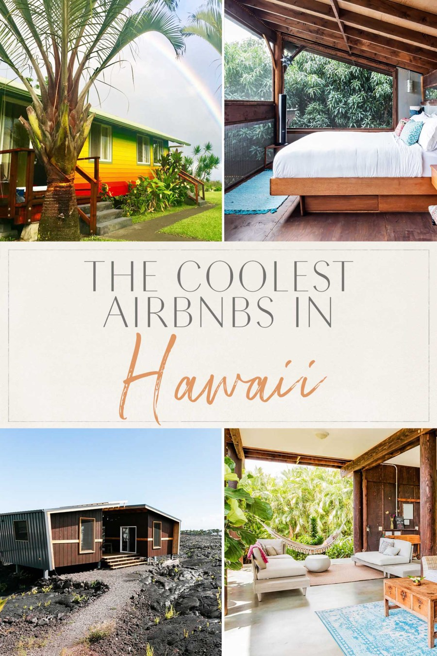 coolest airbnbs hawaii