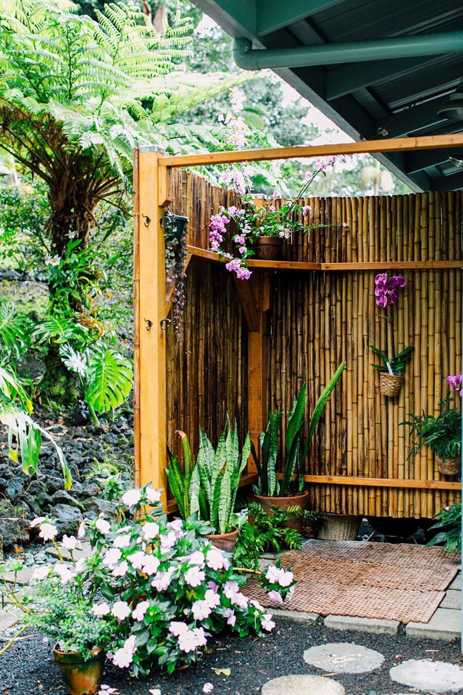 bamboo bungalow hawaii airbnb