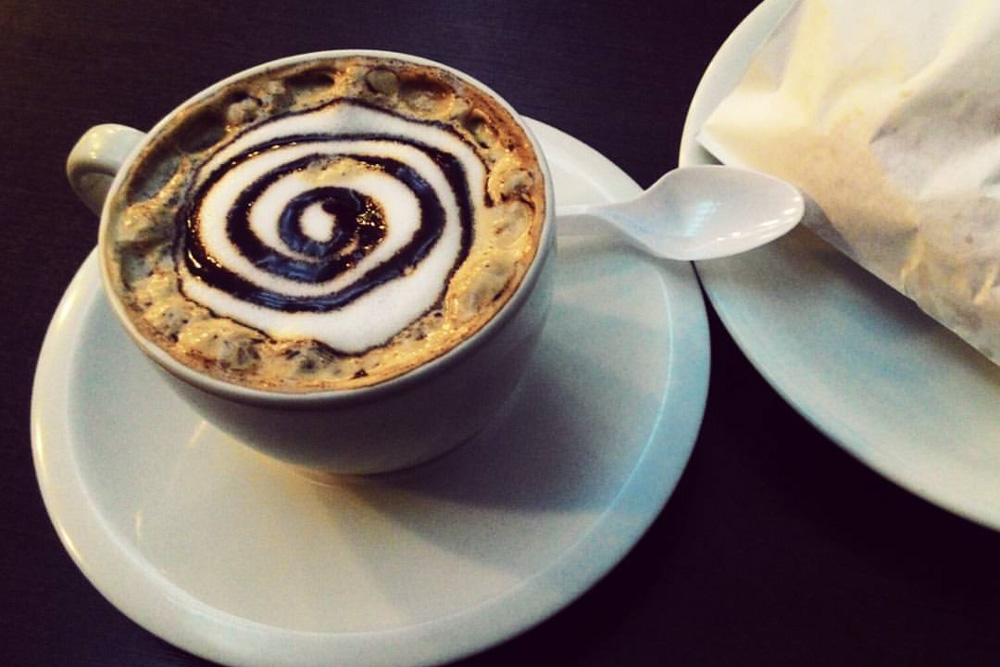 Coffee in Rio