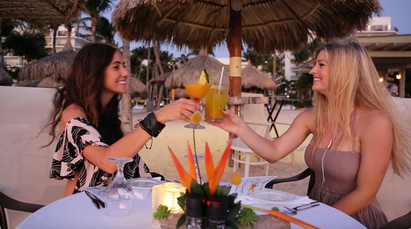 Atardi at the Aruba Marriott