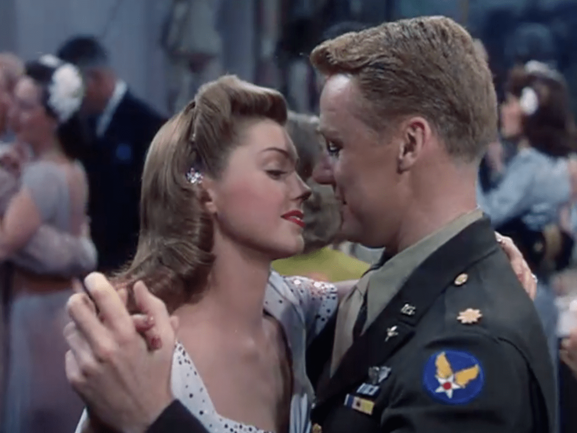 Thrill Of A Romance 1945 The Blonde At The Film