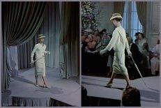 Funny Face Hepburn beige suit