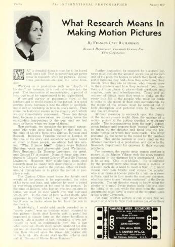 The International Photographer, January 1937, via: http://lantern.mediahist.org/catalog/internationalpho09holl_0020