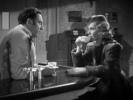Adventure in Manhattan: Jean Arthur