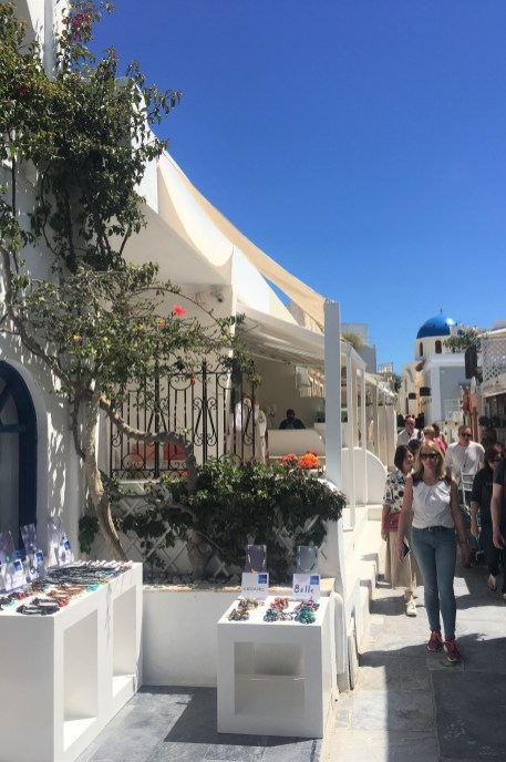 Blonde Wanderlust And My Top Five Tips For Stunning Santorini! 34