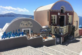 Blonde Wanderlust And My Top Five Tips For Stunning Santorini! 37