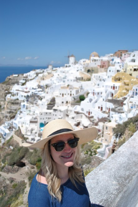 Blonde Wanderlust And My Top Five Tips For Stunning Santorini! 14