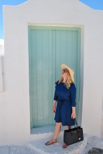 Blonde Wanderlust And My Top Five Tips For Stunning Santorini! 13