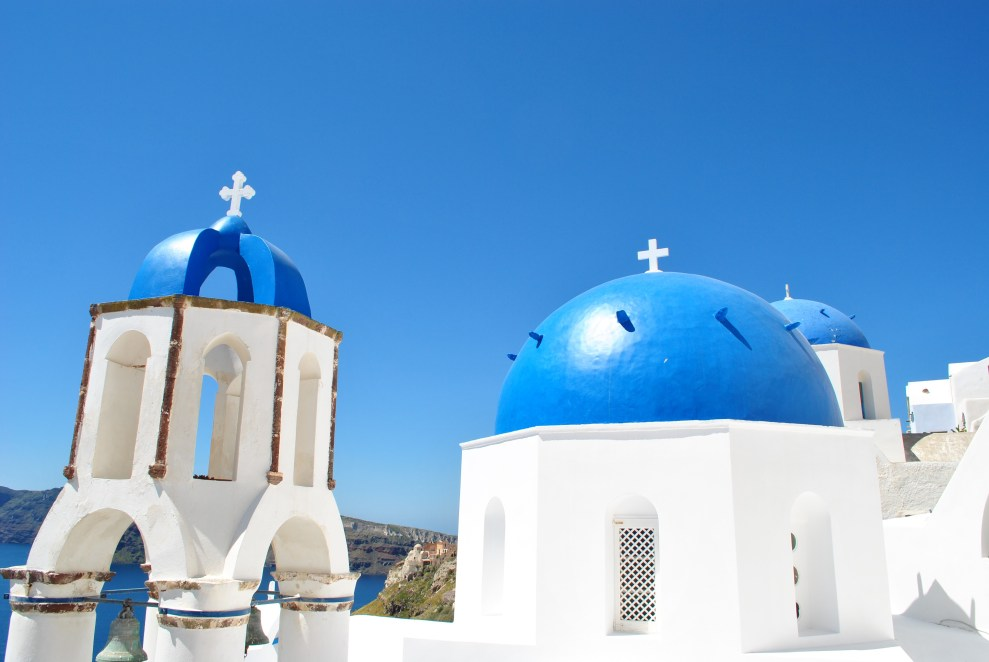 Blonde Wanderlust And My Top Five Tips For Stunning Santorini! 26