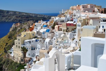Blonde Wanderlust And My Top Five Tips For Stunning Santorini! 25