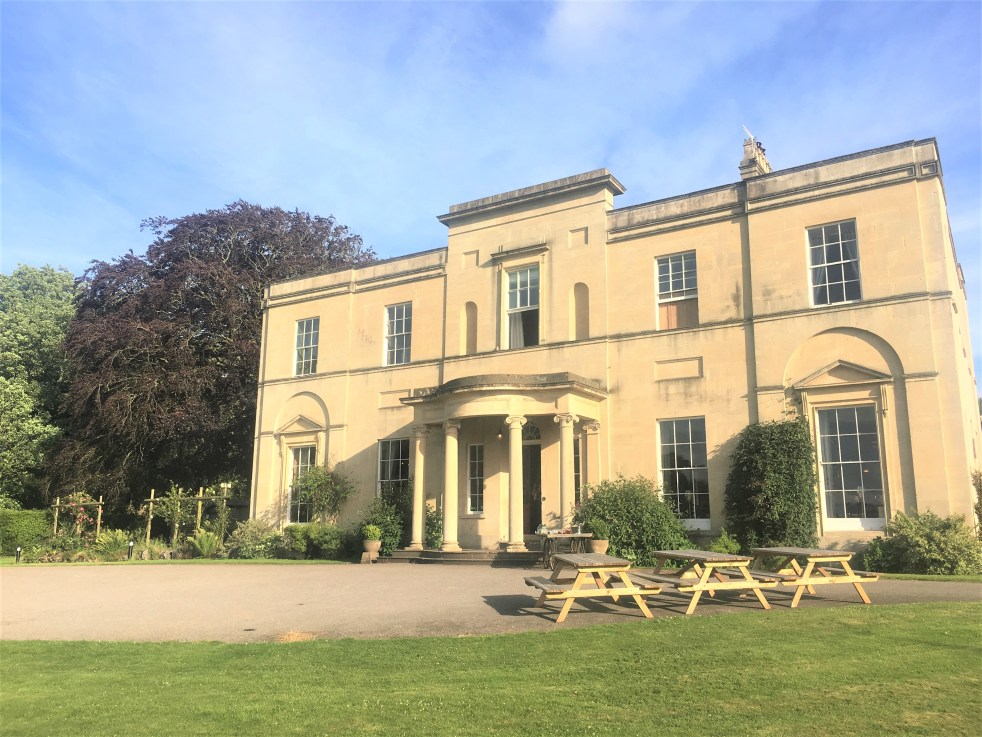 Backwell House Bristol restaurant review