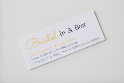 Bristol in a Box review