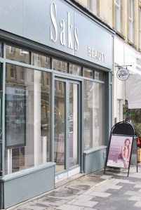 Pampering at Saks Beauty Bristol